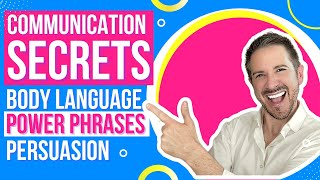Body Language secrets, How to Deal with Difficult People, Danger Phrases, Power Phrases, and more!
