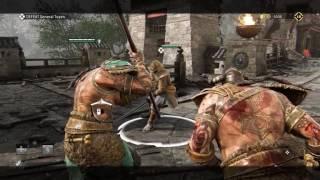 You are a Raider, Legendary! [For Honor]