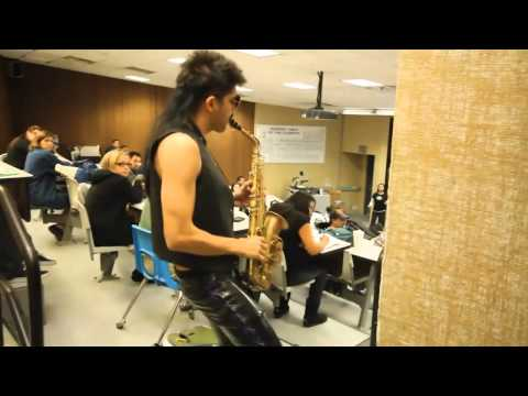 Xxx Mp4 Sexy Sax Man Careless Whisper Prank Feat Sergio Flores Directors Cut 3gp Sex