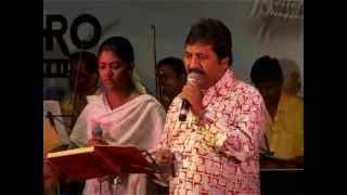 Ganesh Kirupa Best Light Music orchestra in Chennai with Mano and Kalpana