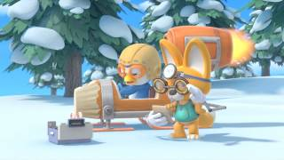 The Little Penguin: Pororo's Racing Adventure - Clip