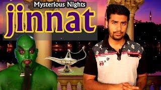 Episode 15: Jinnat - क्या जिन होते है ? | Reality Of Jinn | Mysterious Nights