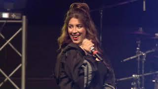 Souhila Ben Lachhab's Full Performance At The One Africa Music Fest Dubai 2019