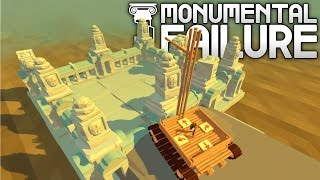 Monumental Failure - Totally Accurate Construction Simulator! - Monumental Failure Gameplay