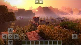Minecraft Pocket Edition 1.3.0 TRAILER || MCPE 1.3 Official Trailer