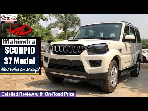 Xxx Mp4 Mahindra Scorpio S7 Review With On Road Price Scorpio S7 Review 2019 3gp Sex