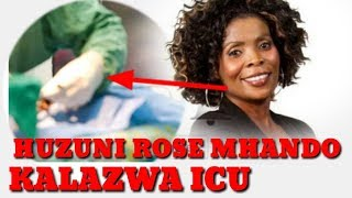BAD NEWS: Rose Muhando yu