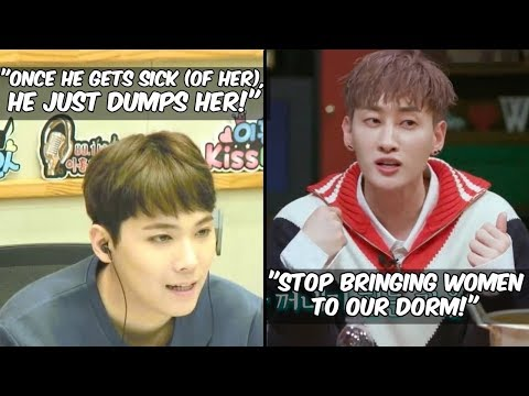 IDOLS EXPOSING EACH OTHER