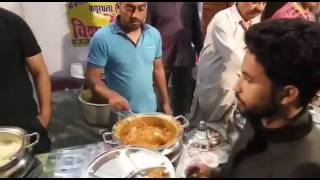 Shree Kedarnath and Shree Badrinath seva Samiti free food (bhandara )
