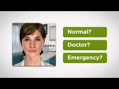 Virtual Nurse - Do you need to see the doctor?