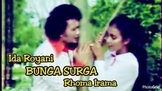 Bunga Surga - Rhoma Irama ft. Ida Royani - Original Video Clip of film