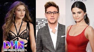 Gigi Hadid's Almost NIPSLIP - Niall Horan & Selena Gomez Back Together? (DHR)