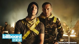 Twenty One Pilots Announce New Album 'Trench,' World Tour & Release Two Singles | Billboard News