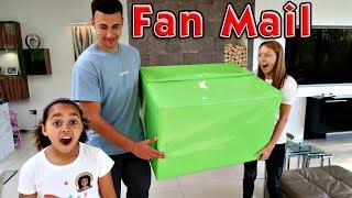 Giant Surprise Toy Box! Presents From My Fans - Shopkins Mega Haul - Kinder Surprise Eggs