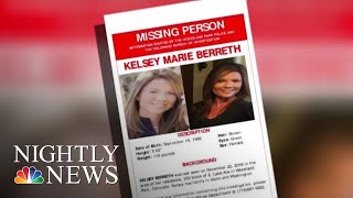 Investigators Search Fiancé's Ranch In Missing Colorado Mom Case | NBC Nightly News