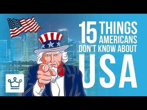watch 15 Things Americans Don't Know About The USA
