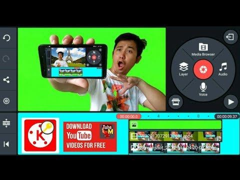 Xxx Mp4 How To Use Green Screen Effect Chroma Key On Android 2017 3gp Sex