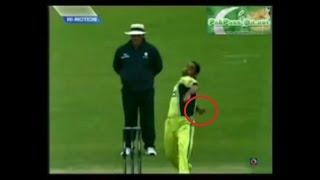 Secret of Shoib Akhter Bowling  In Cricket