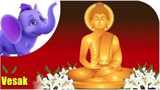 Vesak Festival Song | Buddha Day | Appu wishes you Happy Vesak (4K)