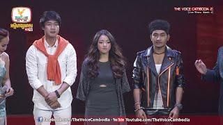 The Voice Cambodia - Result - Live Show 05 June 2016