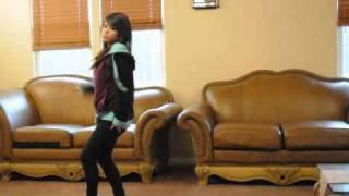 Sabrina Dance To Usher