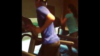 Mavy and Cassy Legaspi Doing Exercise
