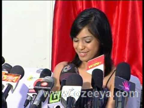 Tamil Actress Shammu pressmeet video