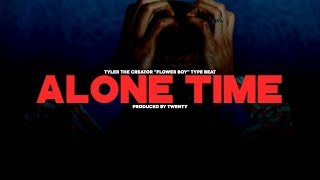"[FREE] Tyler The Creator ""Flower Boy"" Type Beat - ""Alone Time"" (prod. twenty)"