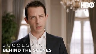 BTS: Inside the Episode #3 'Lifeboats' | Succession | HBO