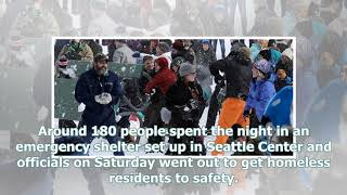 Winter storms clobber parts of Pacific Northwest, California and Midwest