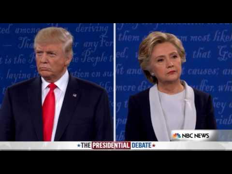 Xxx Mp4 Trump Unleashes Bill Clinton S Sex Scandals In Response To Lewd Tape Debate 2 3gp Sex