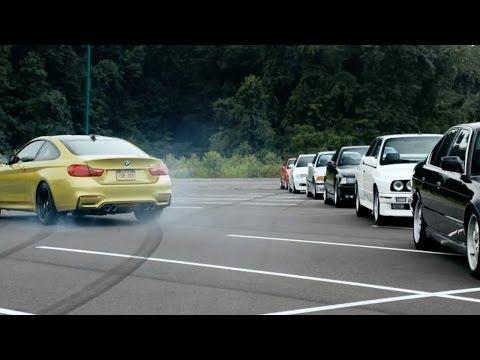 BMW M Initiation