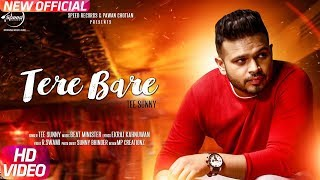 Tere Bare | Tee Sunny | New Letest Punjabi Song 2017 | Speed Records