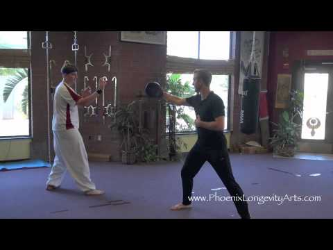 Private Kung Fu Lesson with Jake Mace