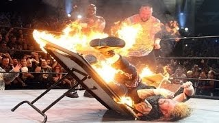 10 Most Shocking WWE Wrestling Accidents Caught Live