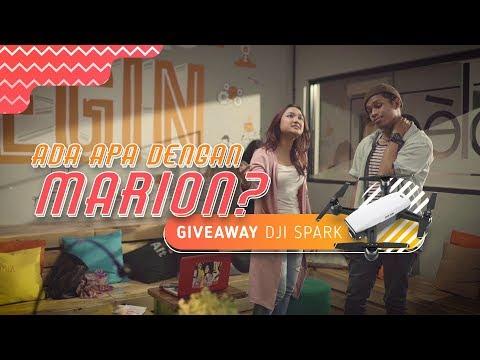 Xxx Mp4 Ada Apa Dengan Marion Episode 1 Giveaway DJI Spark 3gp Sex