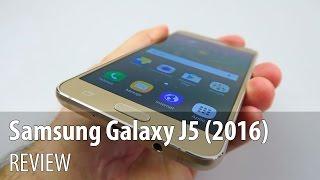 Samsung Galaxy J5 (2016) Review (Full HD/ English) - GSMDome.com