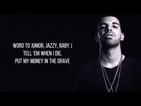 Drake Money In The Grave ft. Rick Ross Lyrics