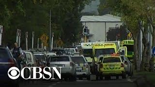 Mass shooting at Christchurch mosque