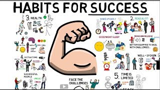 TOP 5 HABITS OF SUCCESSFUL MUSLIMS - Animated