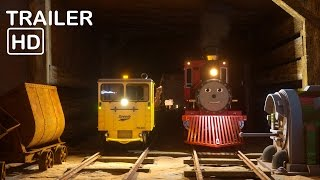 The Mine Adventure With Shawn the Train and Team - TRAILER | Train Videos For Children