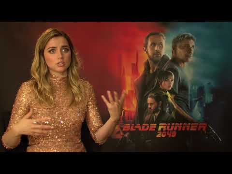 Ana de Armas on props vs. CGI in Blade Runner 2049