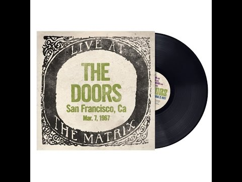 The Doors 50th Live at The Matrix San Francisco 1967 Limited Edition