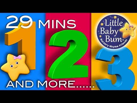 Xxx Mp4 Numbers Songs And More 29 Minutes Collection Of Learning 123s Videos From LittleBabyBum 3gp Sex