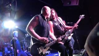 Metal Church - Date With Poverty - Dublin 2017