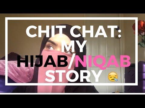 Chit chat: My hijab/Niqab story 🧕🏼