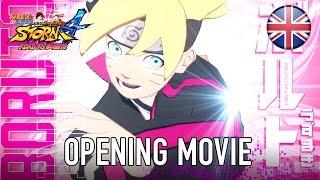 Naruto SUN Storm 4 Road to Boruto - PC/PS4/XB1 - Opening Movie (English)