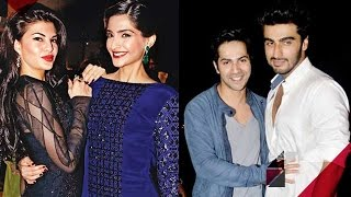Jacqueline Wore Sonam's Rejected Clothes | Varun & Arjun Dated The Same Girl