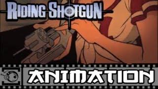 Riding Shotgun Pt. 1 - Stray Bullet