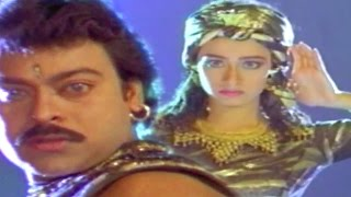 Nagini Ooo Full Video Song    Raja Vikramarka Movie    Chiranjeevi, Amala